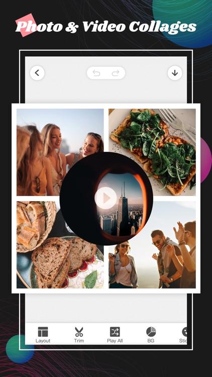 Collage Maker : Photo Layout screenshot-4