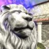 脱出ゲーム ライオン像のある中庭からの脱出 - iPhoneアプリ