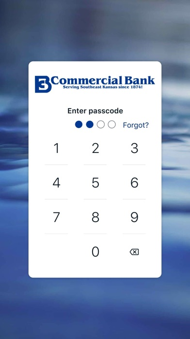 Commercial Bank KSScreenshot of 1