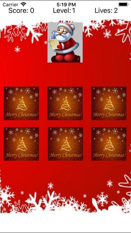 Card Shuffle Christmas