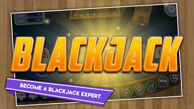 Beat the house Black-Jack screenshot-3