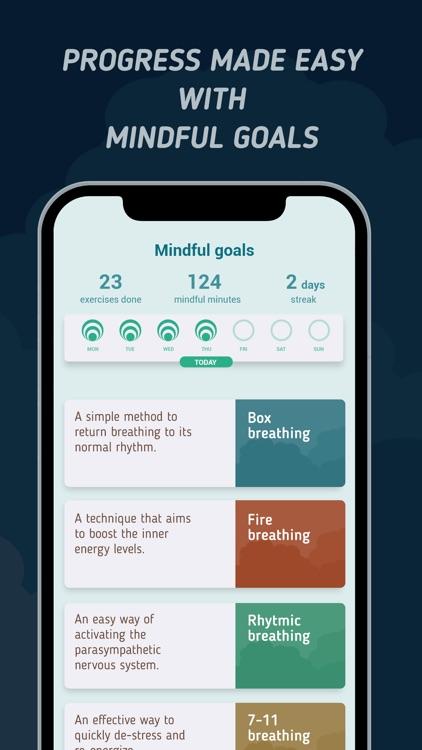 Breah - breathing exercises screenshot-3