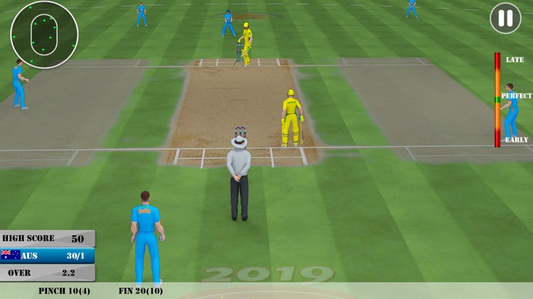 Play Cricket Games 2019 By Hamza Khalid