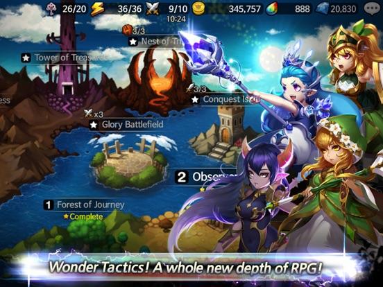 Игра Wonder Tactics