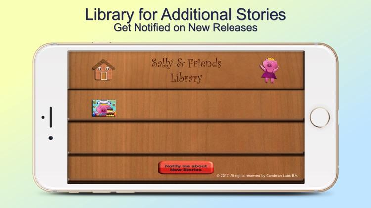 Sally & Friends:  The Birthday screenshot-5