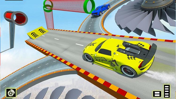 Mega Ramp Car Stunt Games screenshot-6