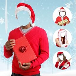Santa Claus Suit Photo Maker