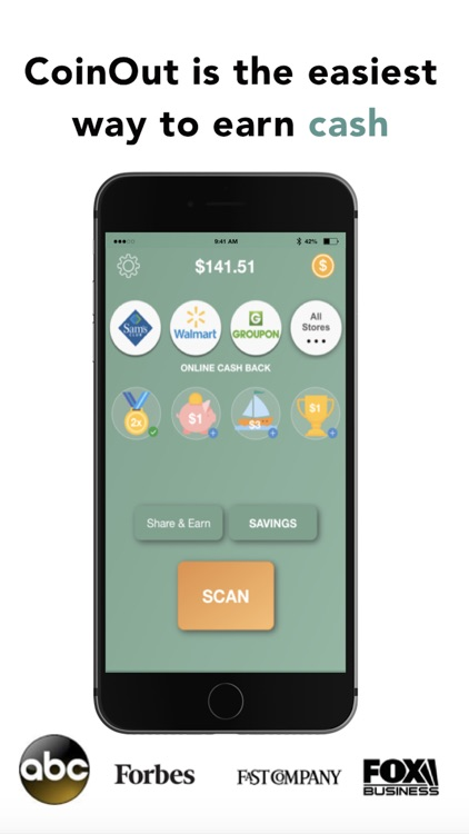 CoinOut - Your Digital Wallet