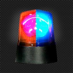 Police Lights - Police sirens