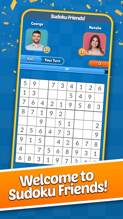 Sudoku Friends screenshot-0