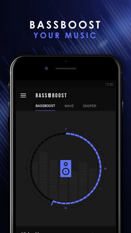 Bass Booster Volume Power Amp screenshot-0