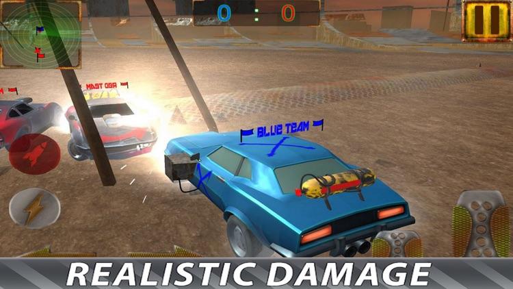 Car Crash: Derby Xtreme Car