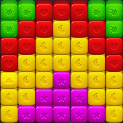 Toy Cubes Blast:Pop Cubes