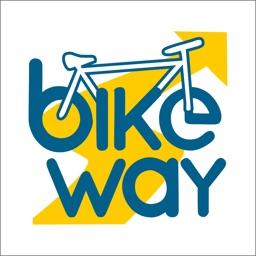 BIKEWAY-A VOUS LA VIE CYCLETTE