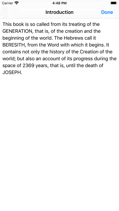 VerseWise Bible DR Screenshot