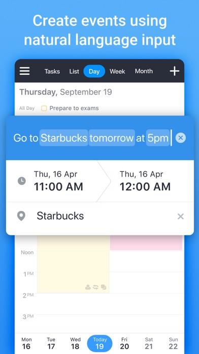 Calendars: Planner & Reminders Screenshot