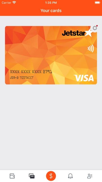 Jetstar Credit Card screenshot-3