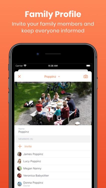 Poppinz: Family Calendar App screenshot-8