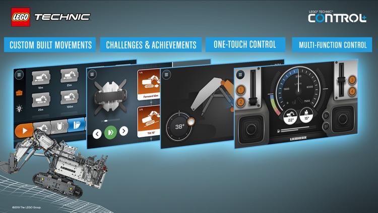 LEGO® TECHNIC® CONTROL+ screenshot-3