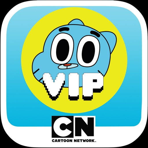 Gumball Vip By Turner Broadcasting System Europe Limited