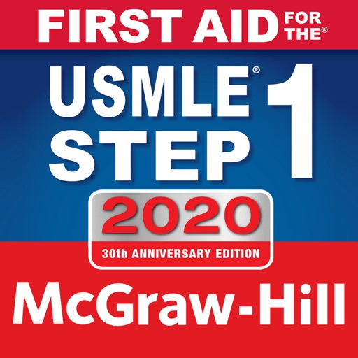 First Aid USMLE Step 1 2020
