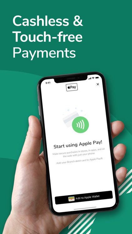 Branch: Banking & Instant Pay screenshot-4