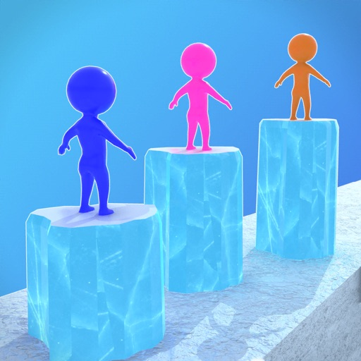 Ice Lava Run