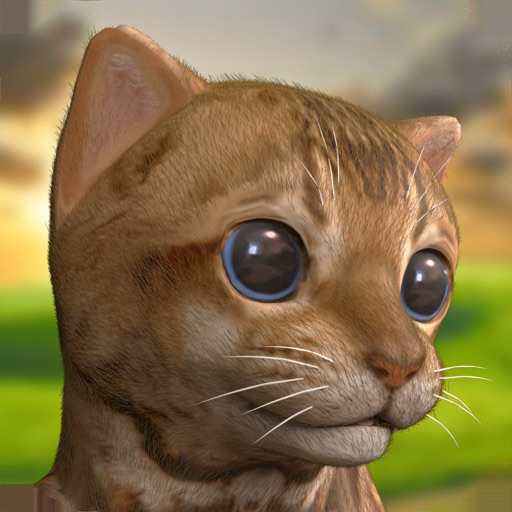 My Cute Little Kitten:Pet Game iOS App