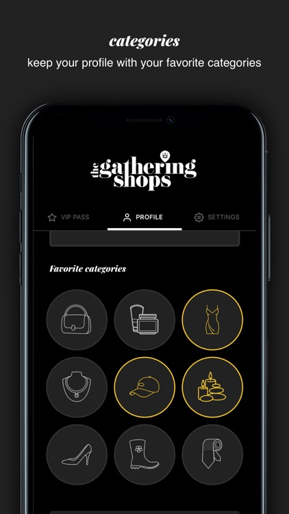 The Gathering Shops screenshot-4