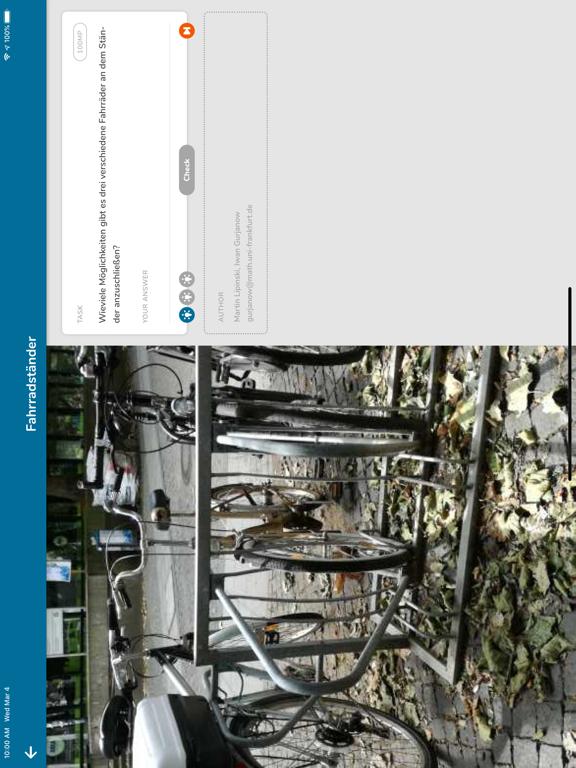 MathCityMap screenshot 12