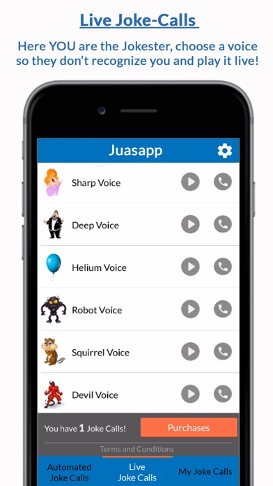 messages.download Juasapp - Jokes Calls software