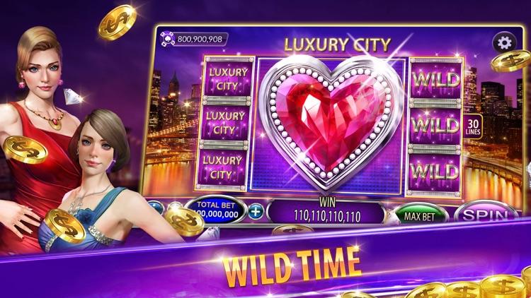 Casino Deluxe - Vegas Slots screenshot-4