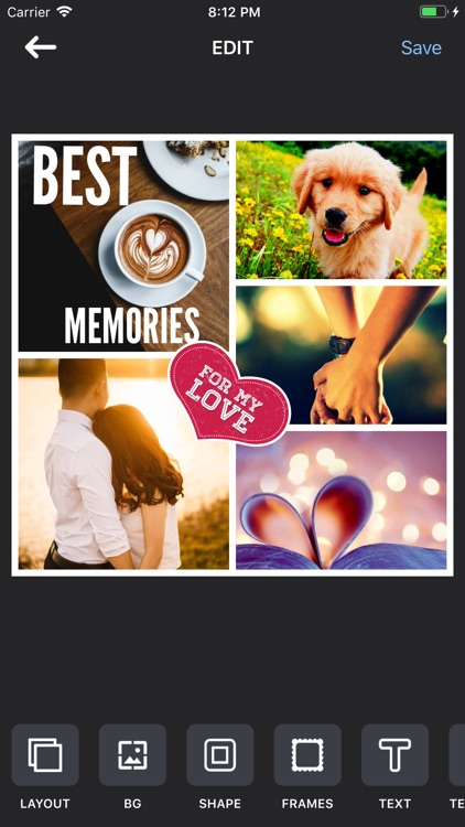 PicUp Photo Collage Maker