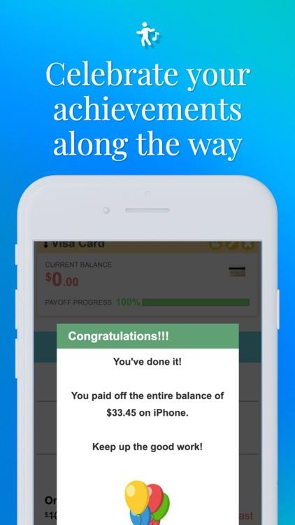 Debt Payoff Planner & Tracker screenshot-8