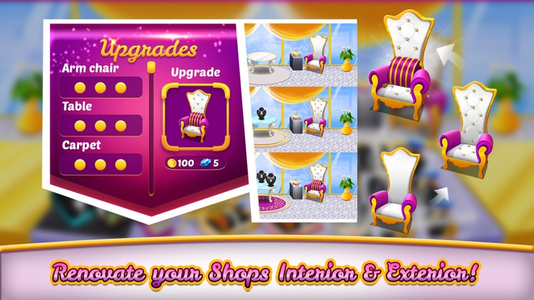 Shopping Fever - Girls Game screenshot-3