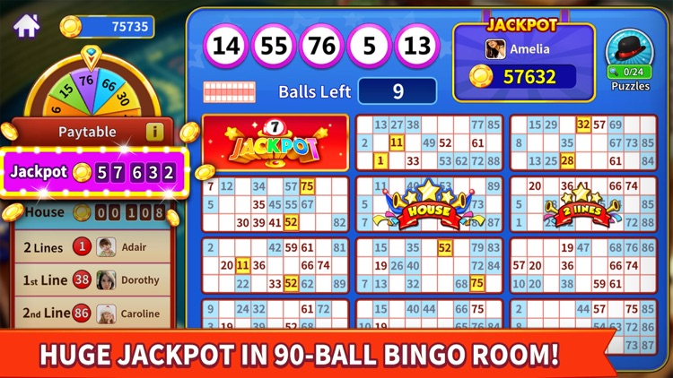 Bingo! Live Story Bingo Games screenshot-8