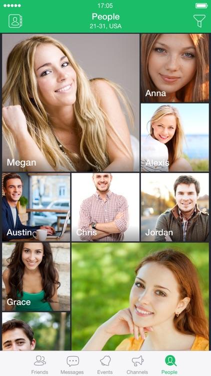 Frim: meet new people screenshot-4