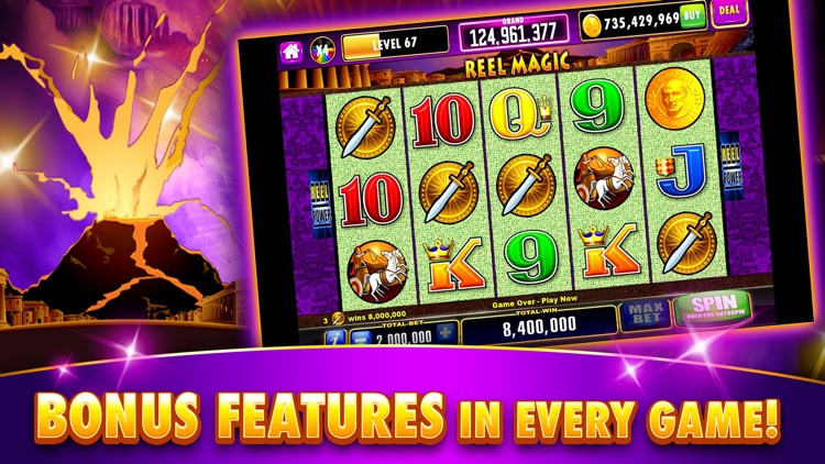 Cashman Casino Vegas Slot Game screenshot-4