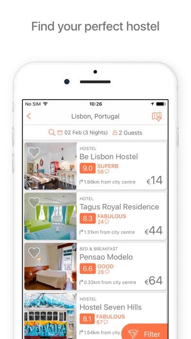 Download Hostelworld: Hostels & Hotels for Pc