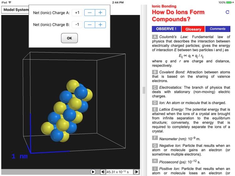 ODYSSEY Ionic Bonding screenshot-3
