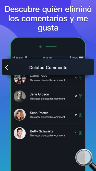 Descargar Unfollowers Tracker Reports + para Android