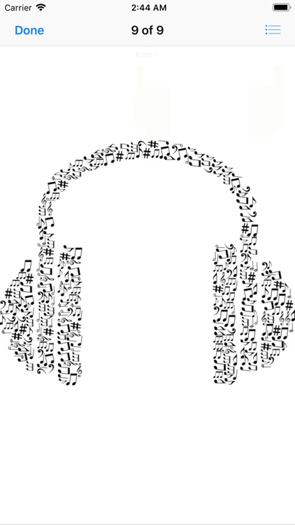 Lotsa Headphone Stickers screenshot-1