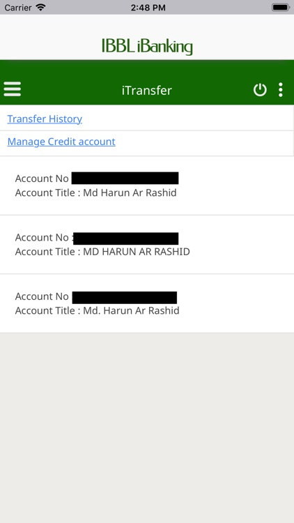 IBBL iSmart screenshot-4