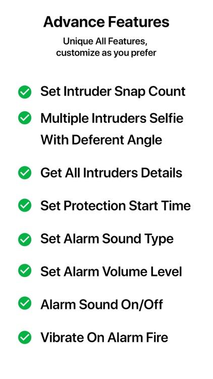 Security Alarm - AntiTheft Pro screenshot-7