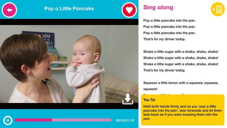 Bookbug's Songs and Rhymes screenshot-5