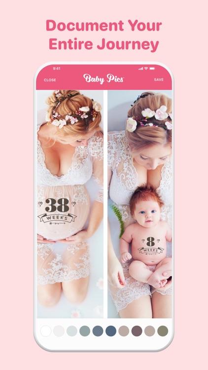 Baby Pics - Photo Editor screenshot-5