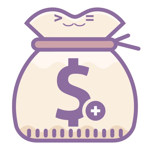 Money+ Cute Expense Tracker