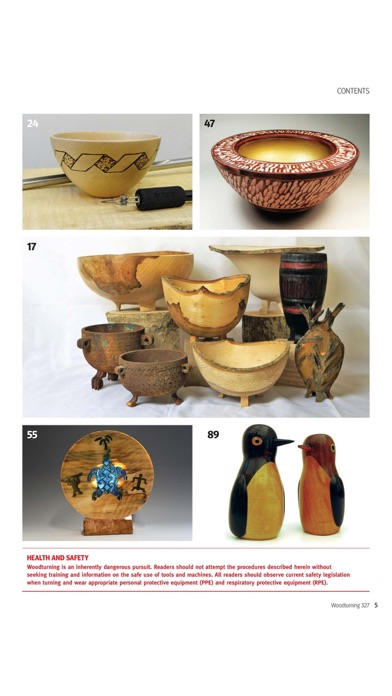 Woodturning Magazine screenshot1