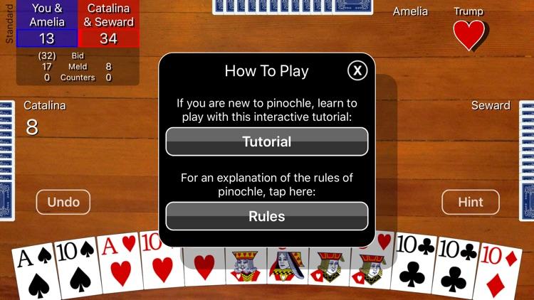 Pinochle Classic screenshot-8