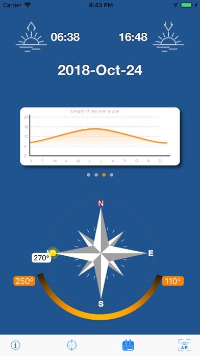 Solar Tracker ARのおすすめ画像4